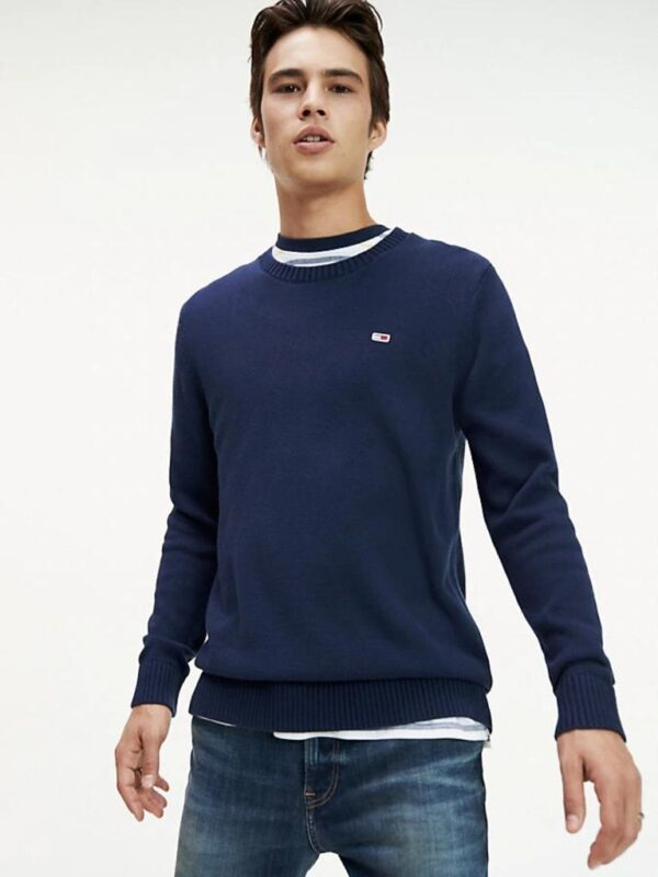 Maglia Basic Tommy Jeans
