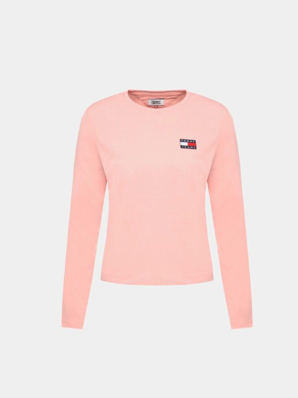 T-shirt a Maniche Lunghe Tommy Jeans