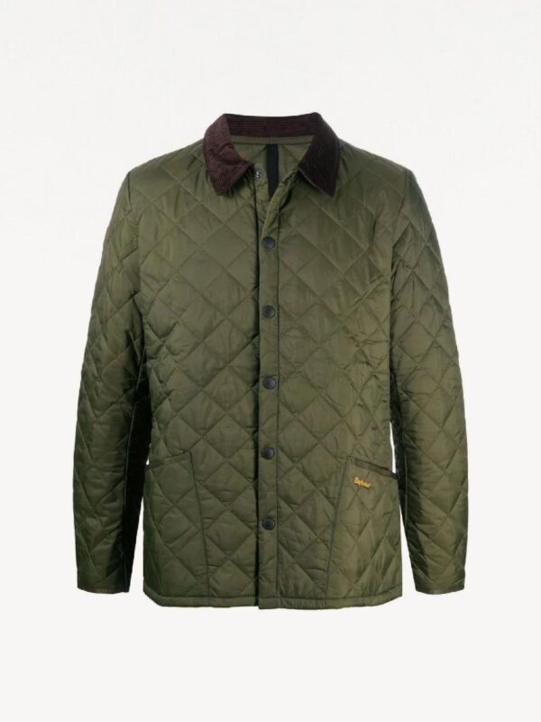 Giacca Verde Trapuntata Barbour