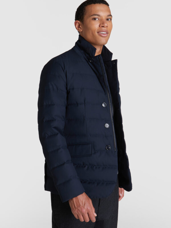 Blazer Luxe Blu Woolrich