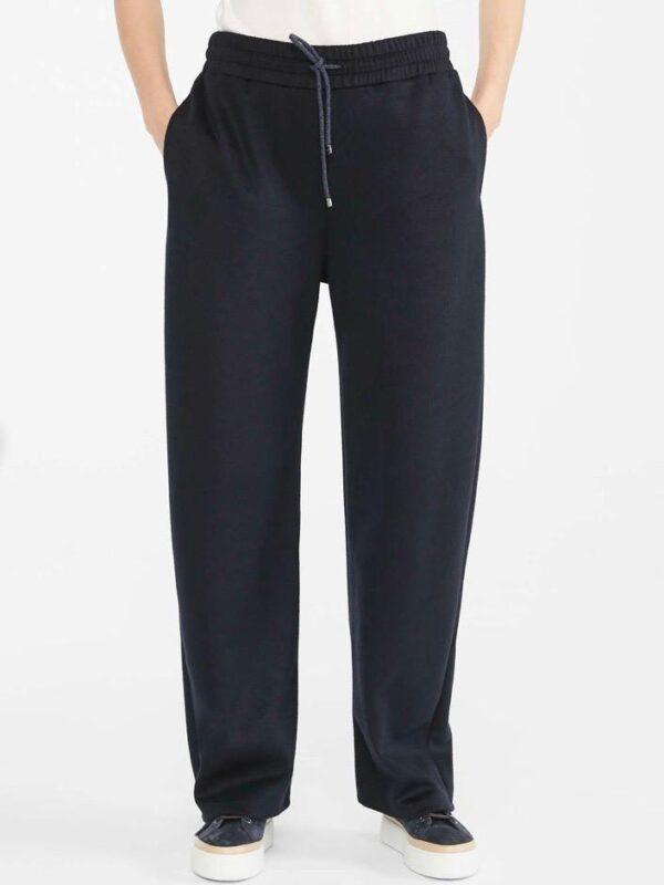 Pantaloni in Jersey di Lana Max Mara