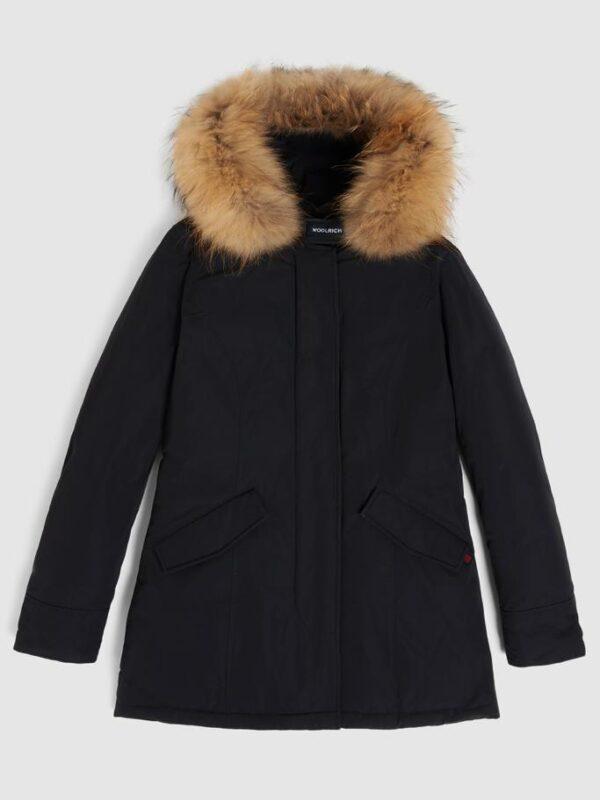 Arctic Parka Luxury Nero Woolrich