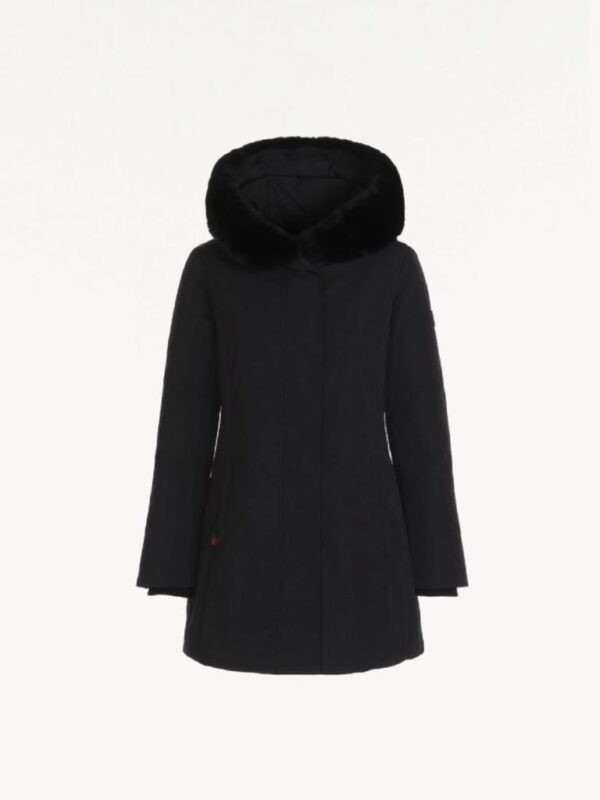 Arctic Parka Nero Sproul Woolrich