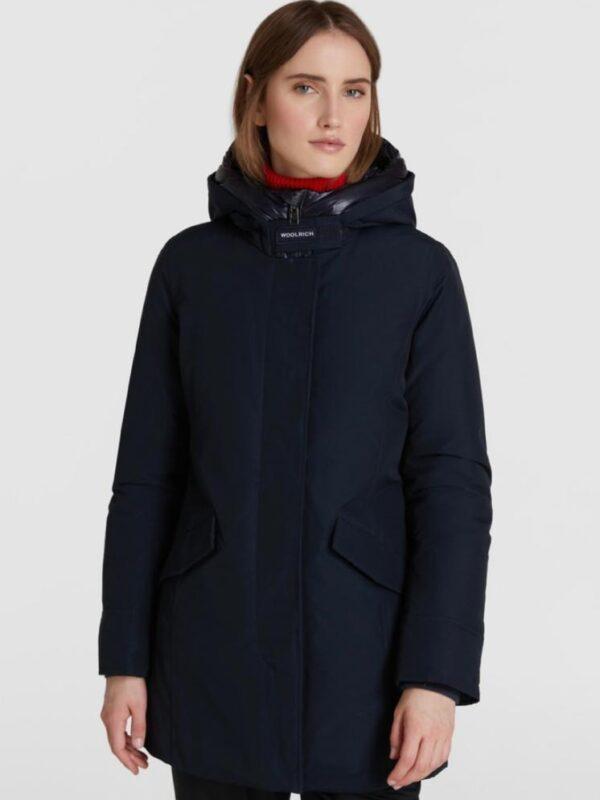 Artic Parka Blu no Fur Woolrich