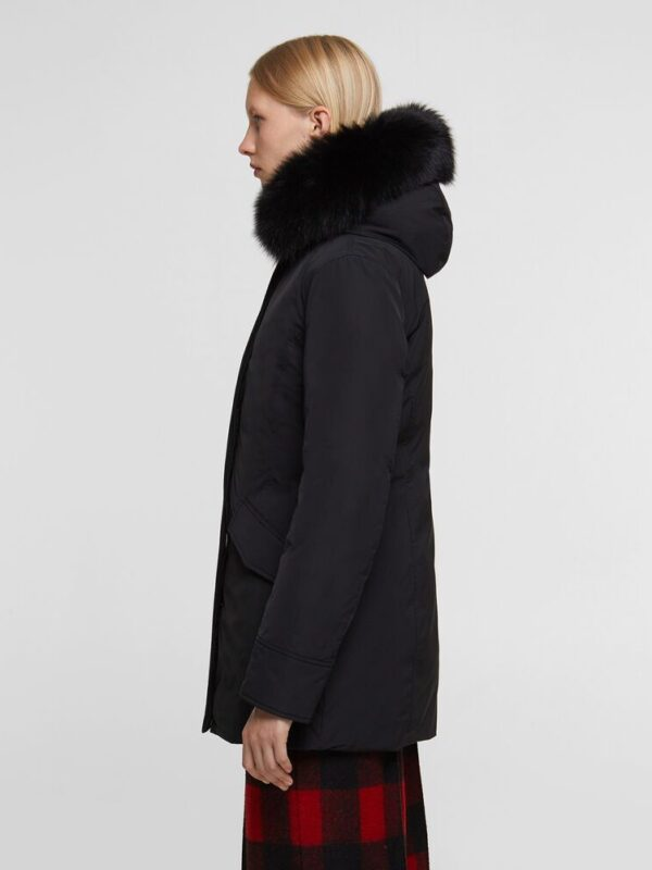 Arctic Parka Luxury Black Woolrich
