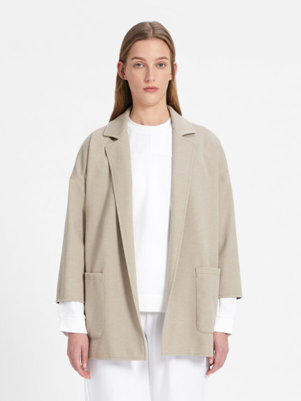 Giacca in Jersey Max Mara
