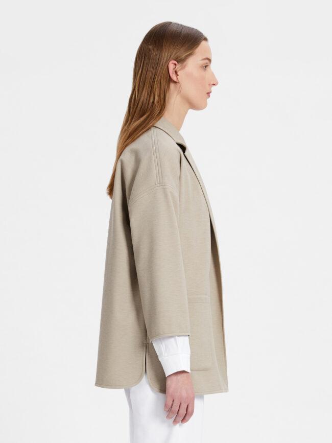 giacca in jersey maxmara