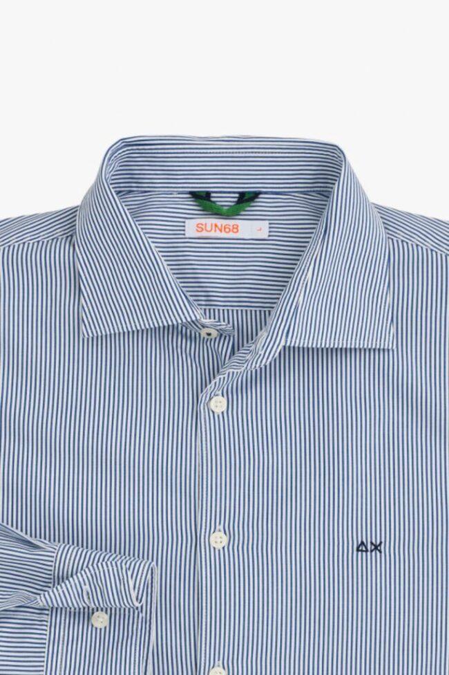 camicia sun68 righe