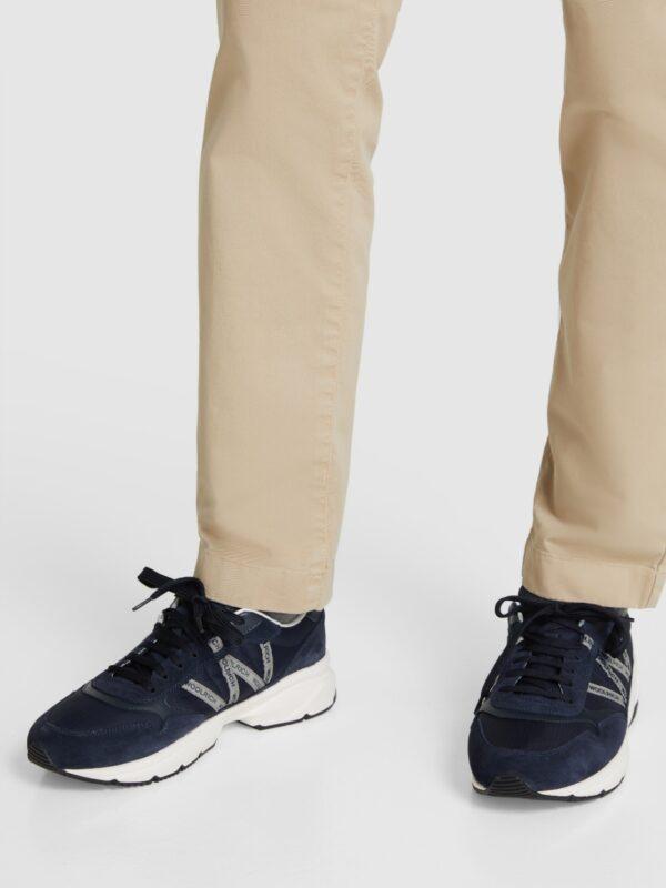 Sneakers Blu City Runner Woolrich