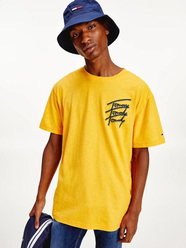 T-shirt Logata Tommy Jeans