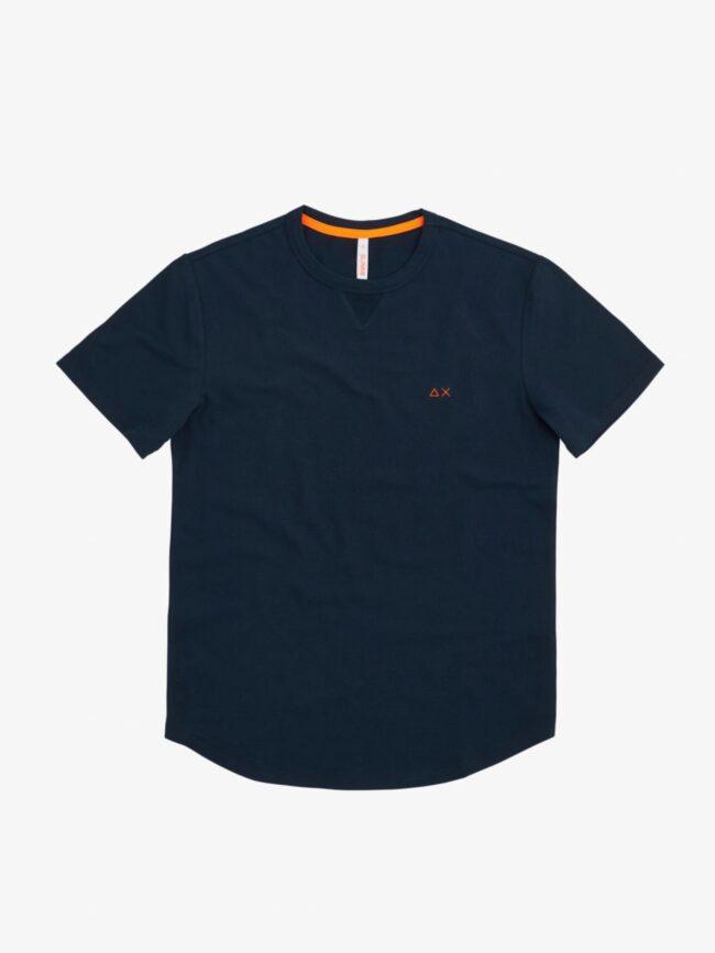 t-shirt blu sun68