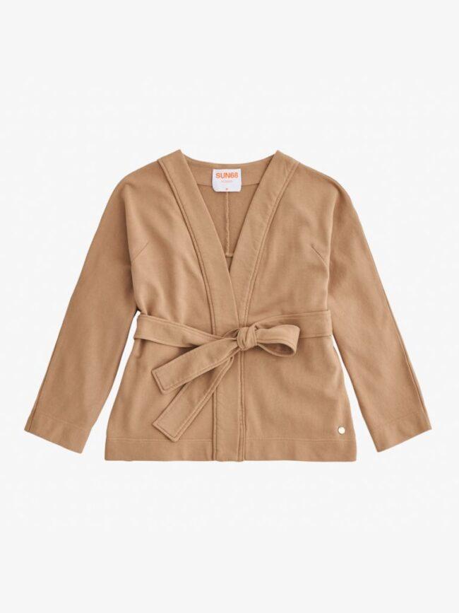 kimono khaki sun68