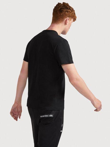 T-shirt Nera Basic La Martina