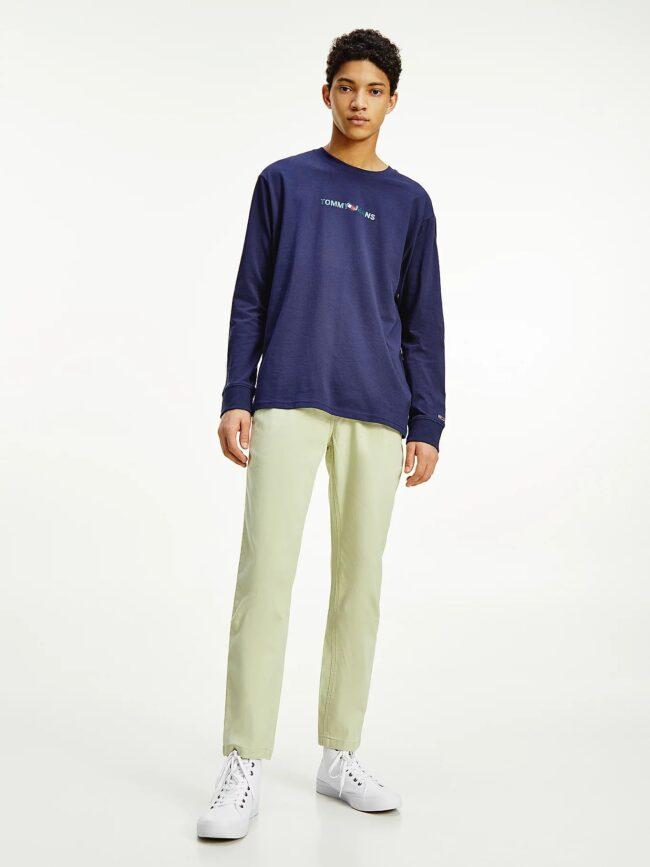 t-shirt m/l tommy jeans