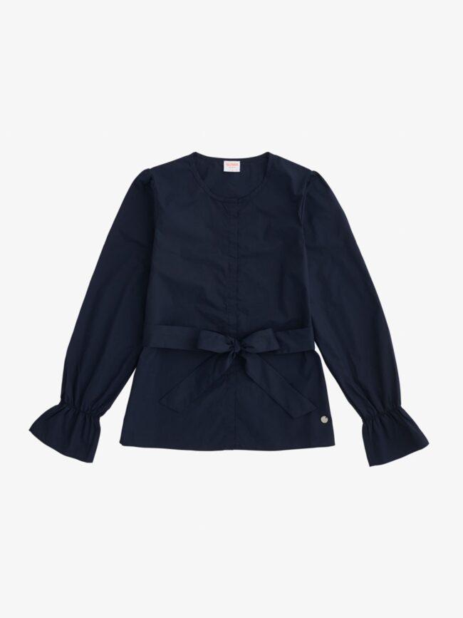camicia blu sun68