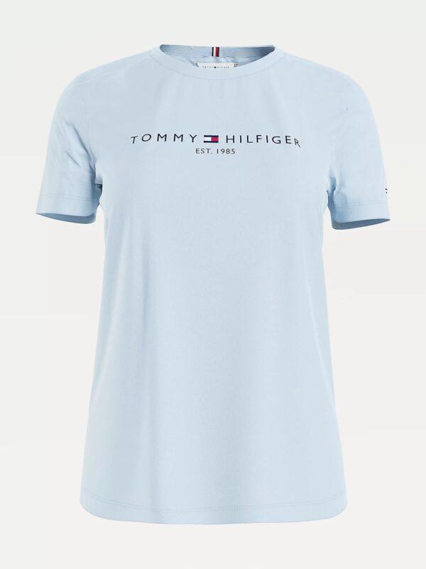 T-shirt Logata Celeste Tommy Hilfiger