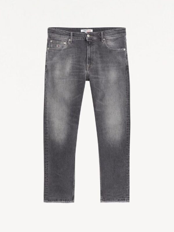 Jeans Grigio Dad Jean Straight Tommy Jeans