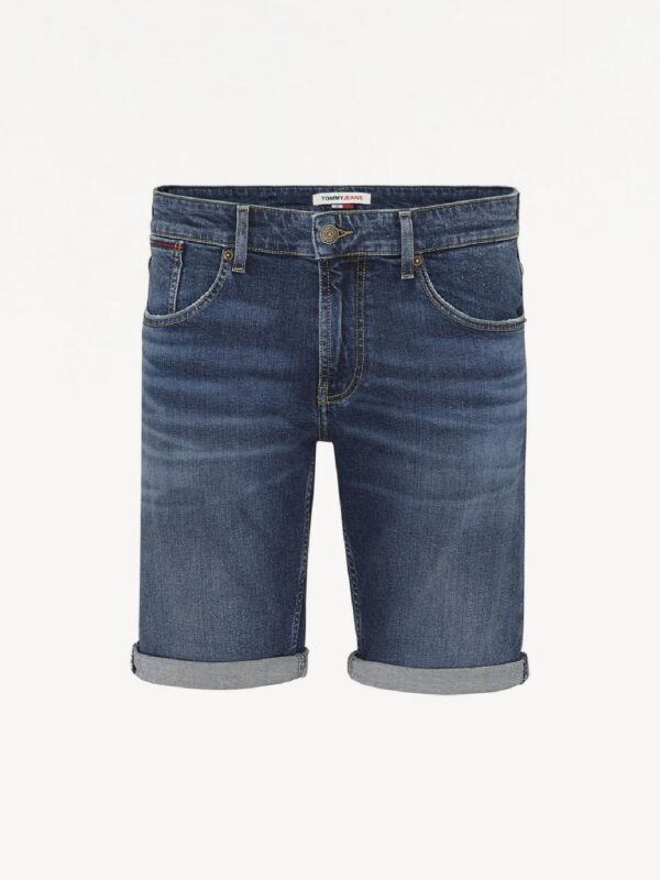 Shorts Denim Scuro Ronnie Tommy Jeans