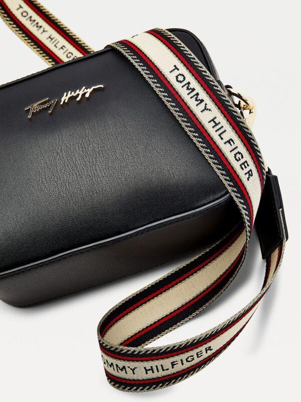 Borsa Camera Bag Blu Tommy Hilfiger