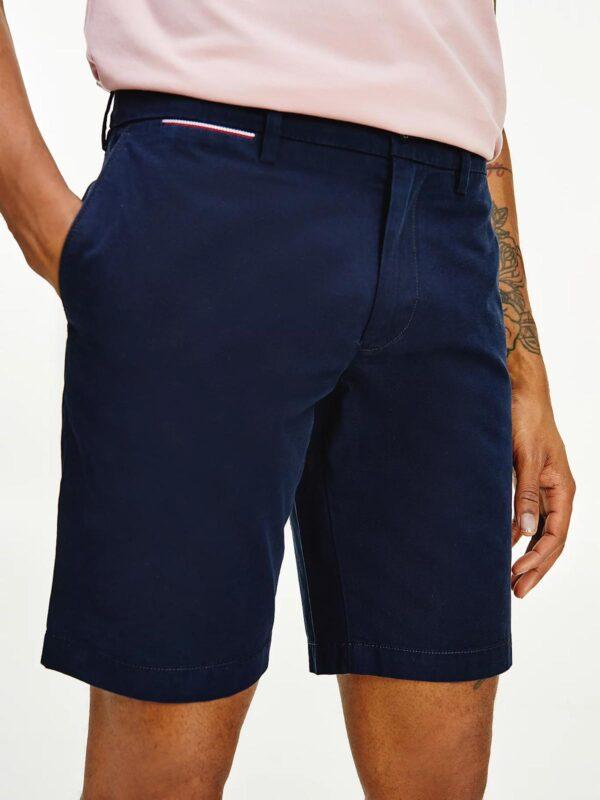 Shorts Blu Leggeri Tommy Hilfiger
