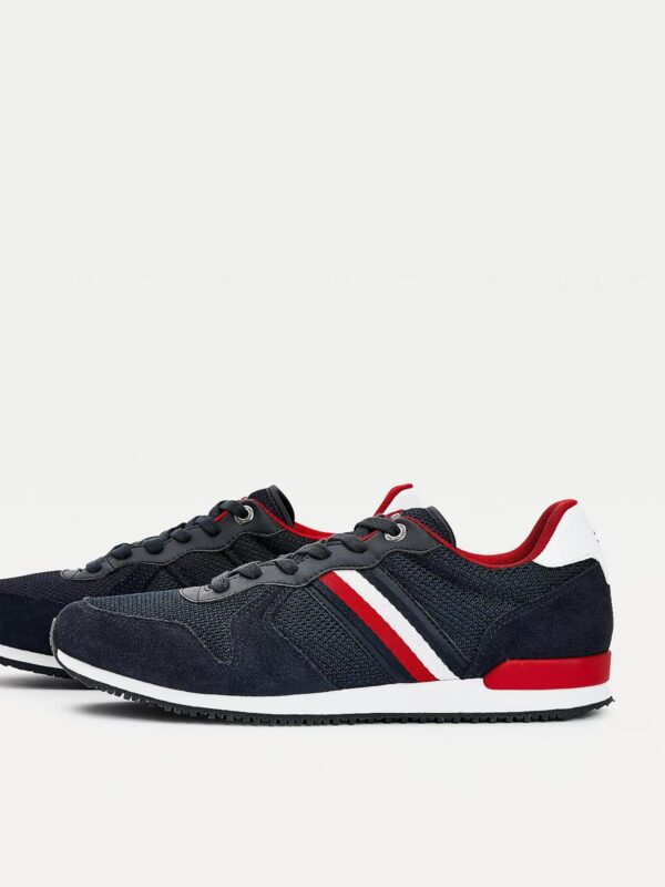 Sneakers Blu Iconic Tommy Hilfiger