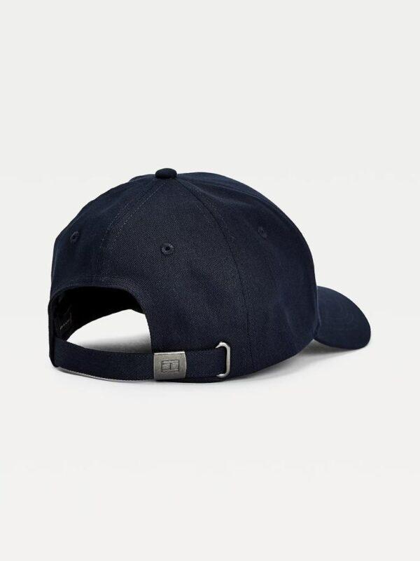 Cappello Blu con Logo Tommy Hilfiger