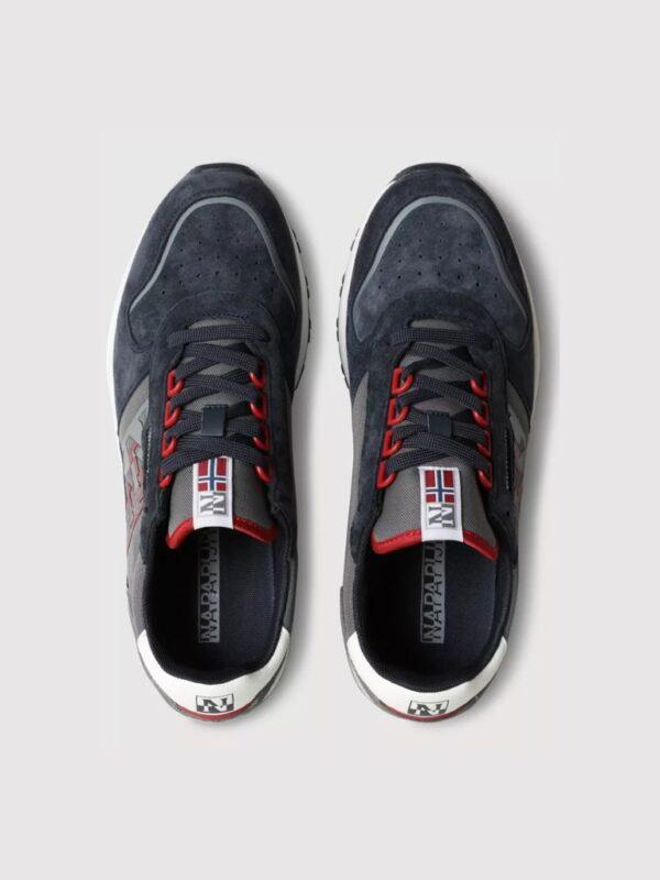 Sneakers Sparrow Blu/Grigie Napapijri