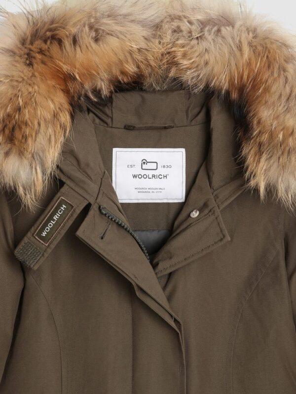 Arctic Parka Verde Woolrich