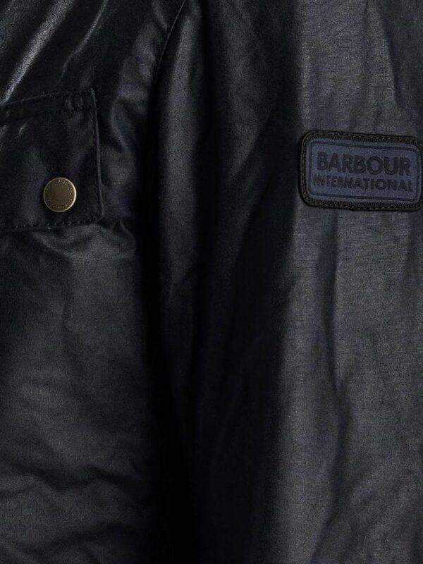 Giacca Dark Blu Duke Barbour International