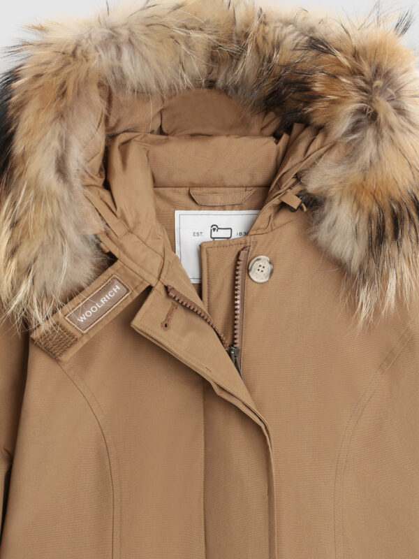 Arctic Parka Luxury Alaskan Brown Woolrich