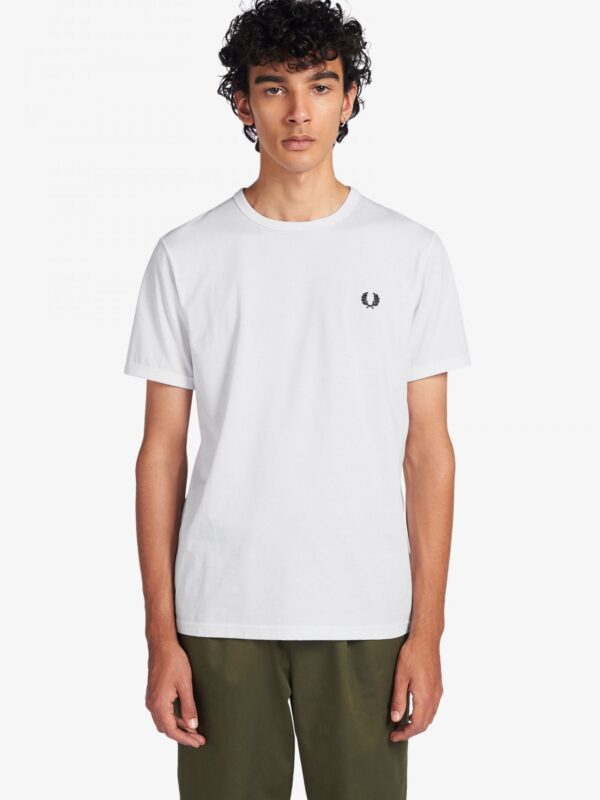 T-shirt Bianca Ringer Fred Perry