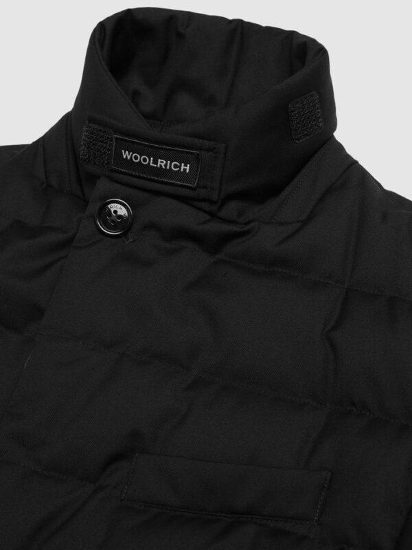 Blazer Luxe Nero Woolrich