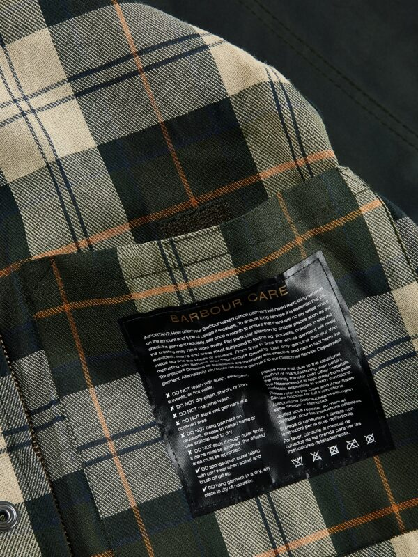 Giacca Verde Bedale Barbour