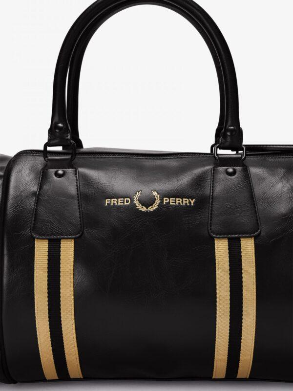 Borsa x Palestra Nera Fred Perry